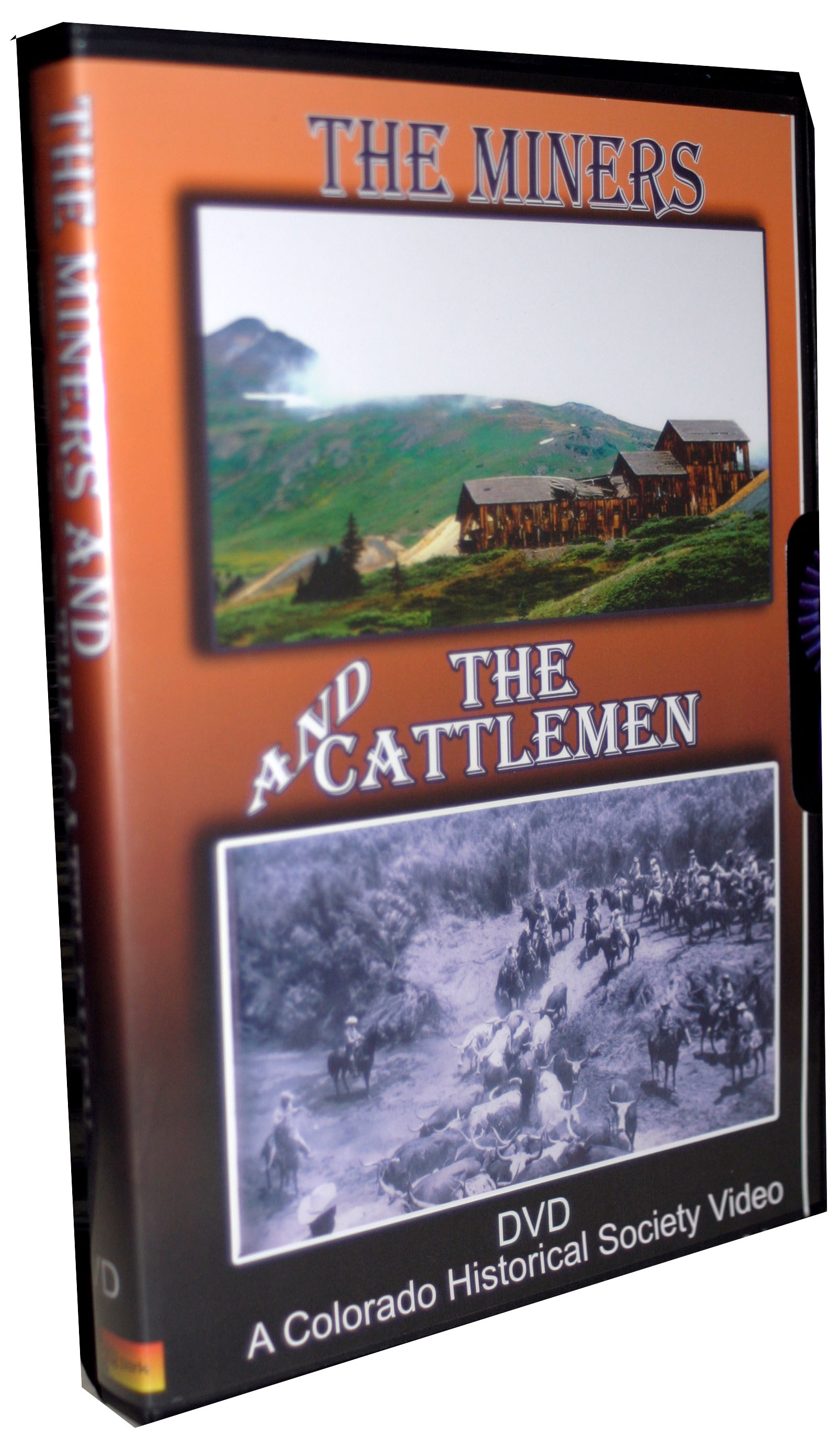 The Cattlemen<BR> The Minners